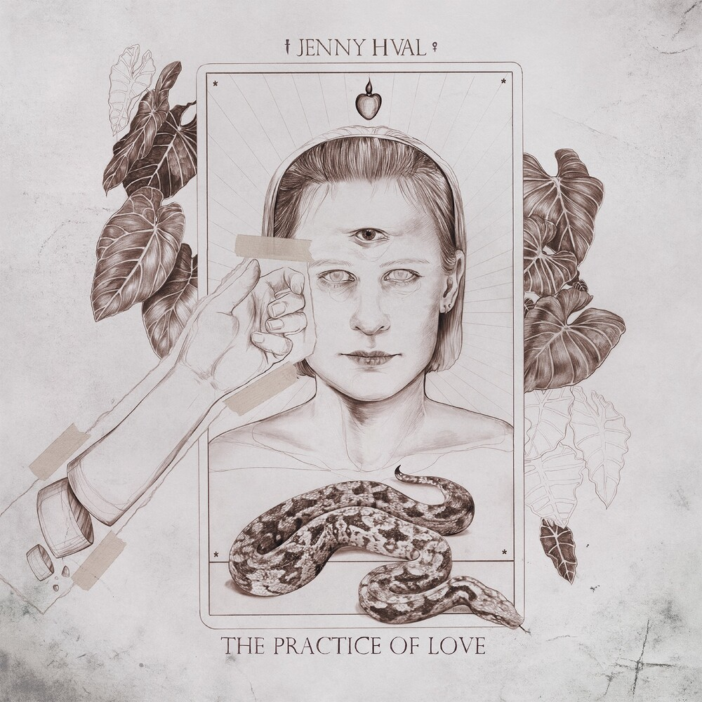 Jenny Hval - The Practice of Love [Sand LP]