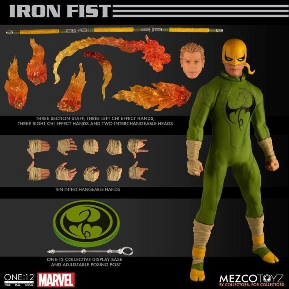 One:12 Collective Iron Fist - One:12 Collective Iron Fist