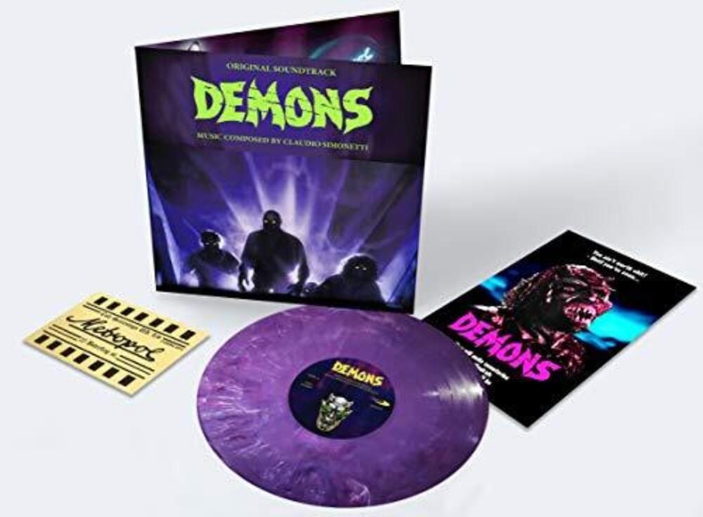 - Demons Original Soundtrack (Colv) (Dlx) (Gate)