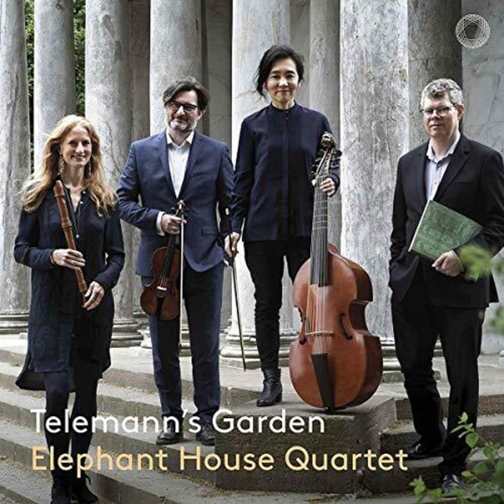 Telemann / Elephant House Quartet - Telemann's Garden
