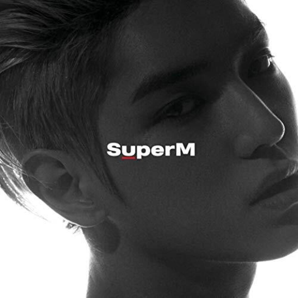 SuperM - SuperM The 1st Mini Album 'SuperM' [TAEYONG Ver.]