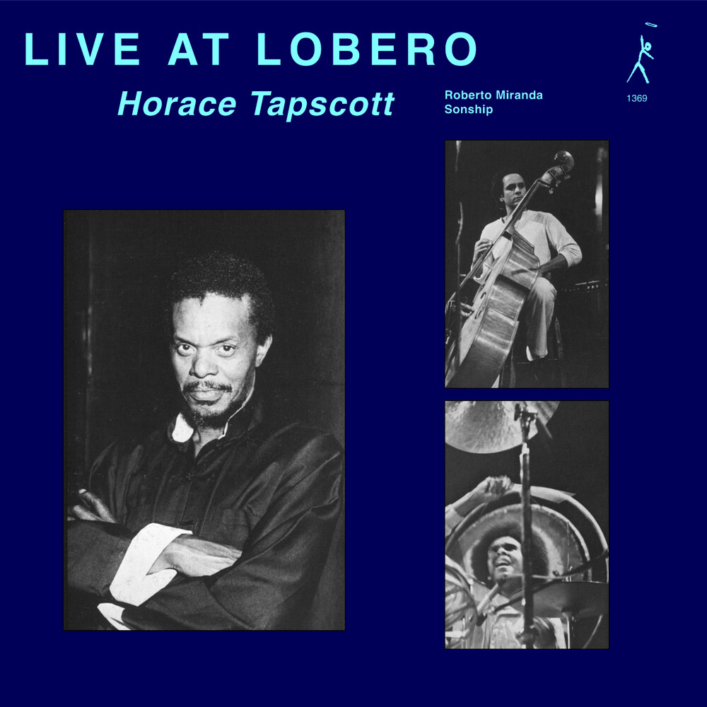Horace Tapscott - Live At Lobero [Remastered]