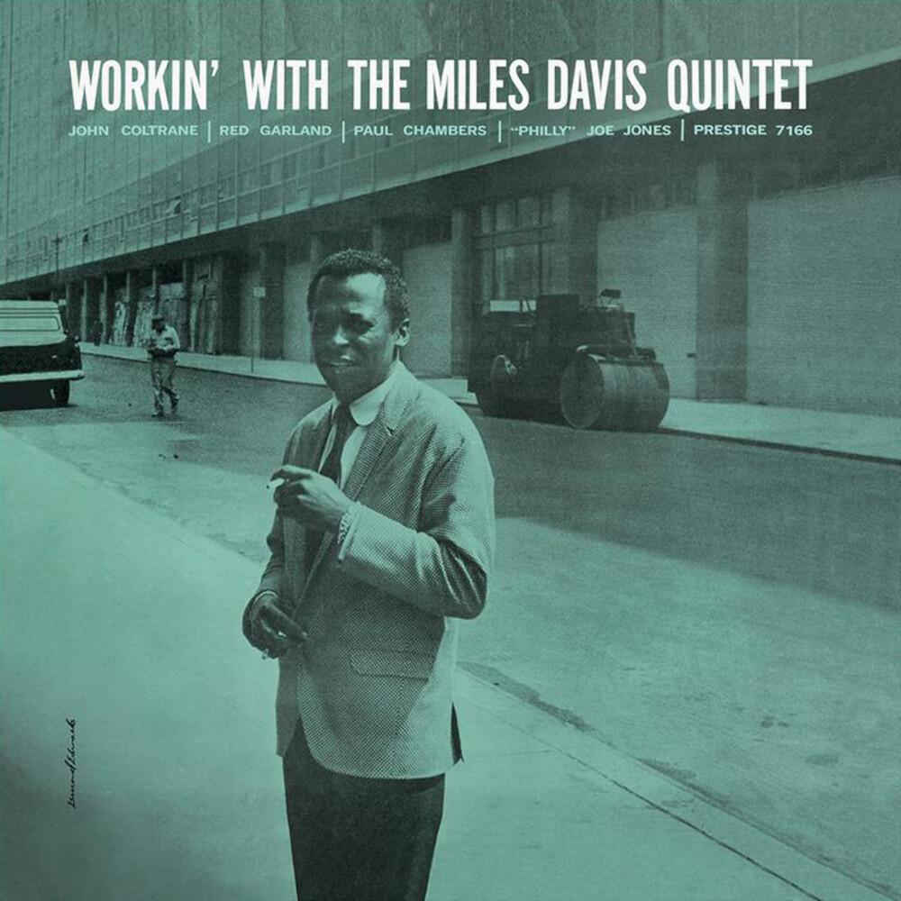 Miles Davis - Workin With Miles Davis Quintet (Blue) [Colored Vinyl]