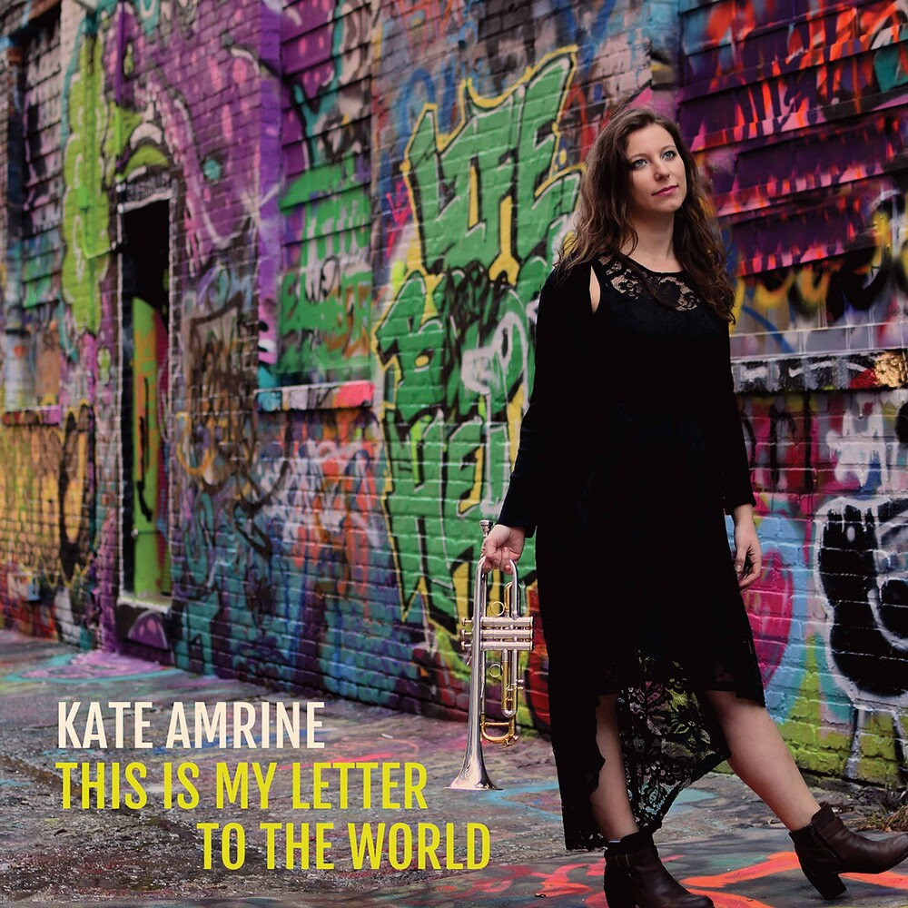 Kate Amrine - This Is My Letter to the World