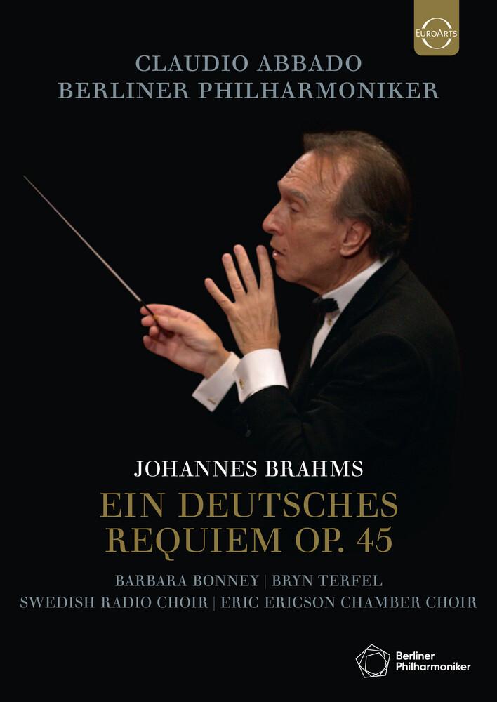 - Brahms: Ein Deutsches Requiem