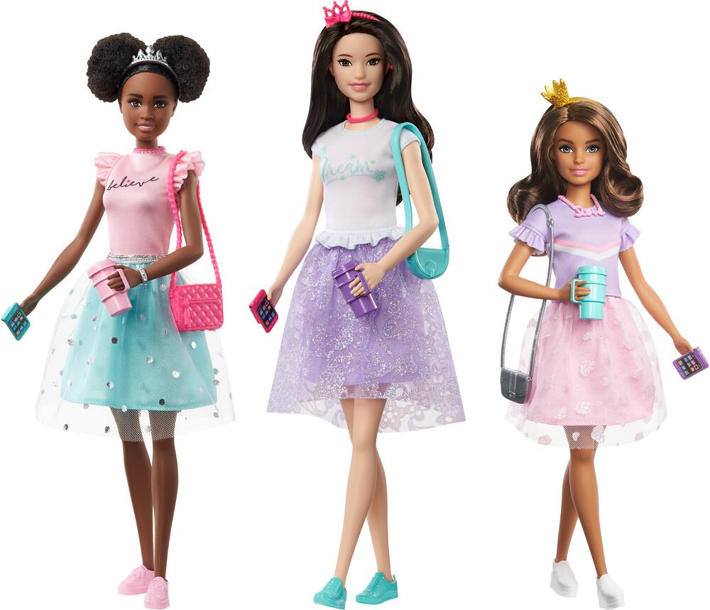 Barbie - Mattel - Barbie Dreamhouse Adventures Fantasy Doll Assortment