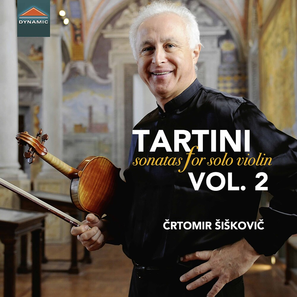?rtomir Šiškovi? - Sonatas for Solo Violin 2