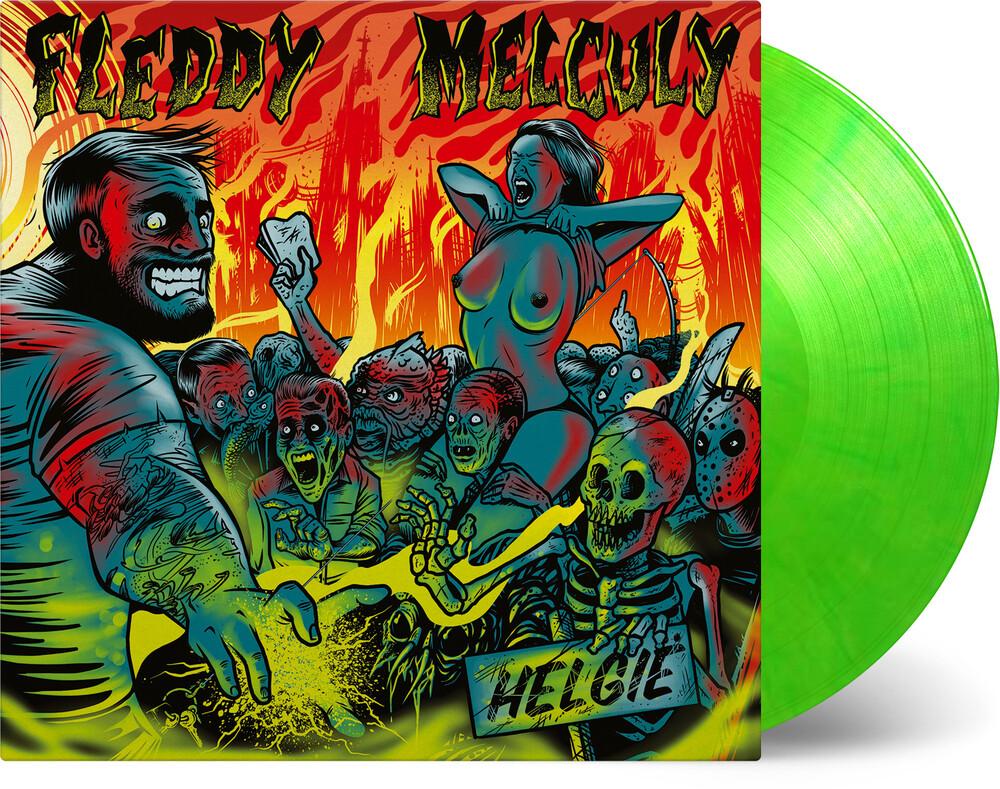 Fleddy Melculy - Helgie (Grn) (Ogv) (Post) (Ylw)