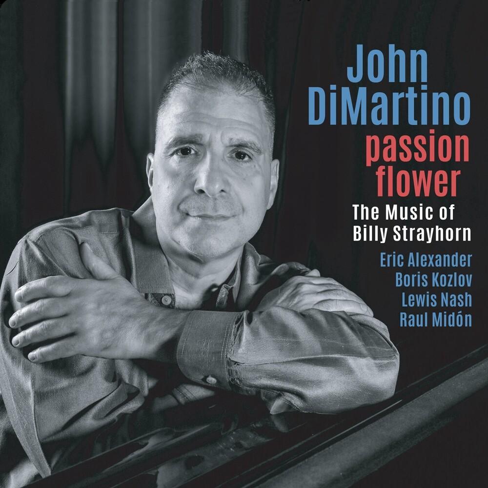 John Dimartino - Passion Flower