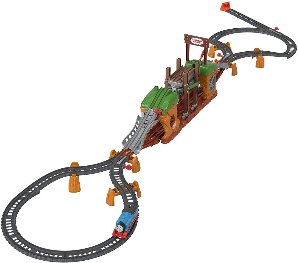 Thomas and Friends - Fisher Price - Thomas and Friends Track Master Walking Bridge Playset