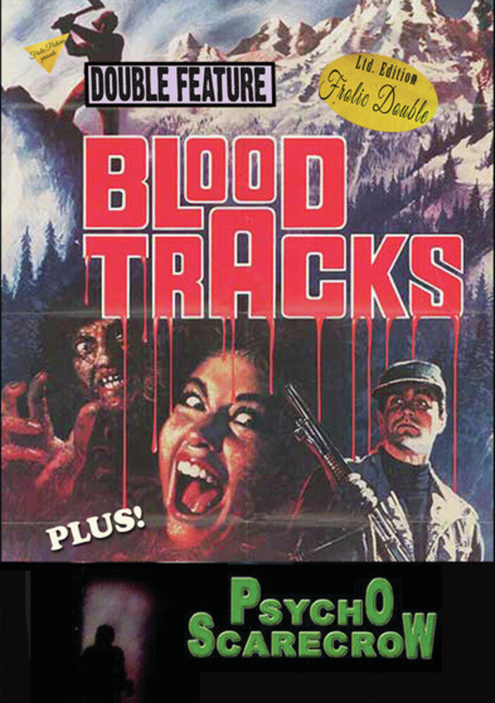 Blood Tracks / Psycho Scarecrow - Blood Tracks / Psycho Scarecrow / (Mod Ws)