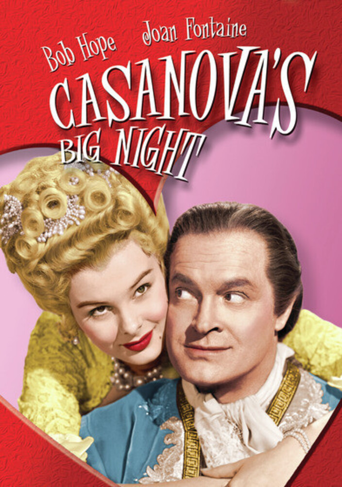 Casanova's Big Night - Casanova's Big Night