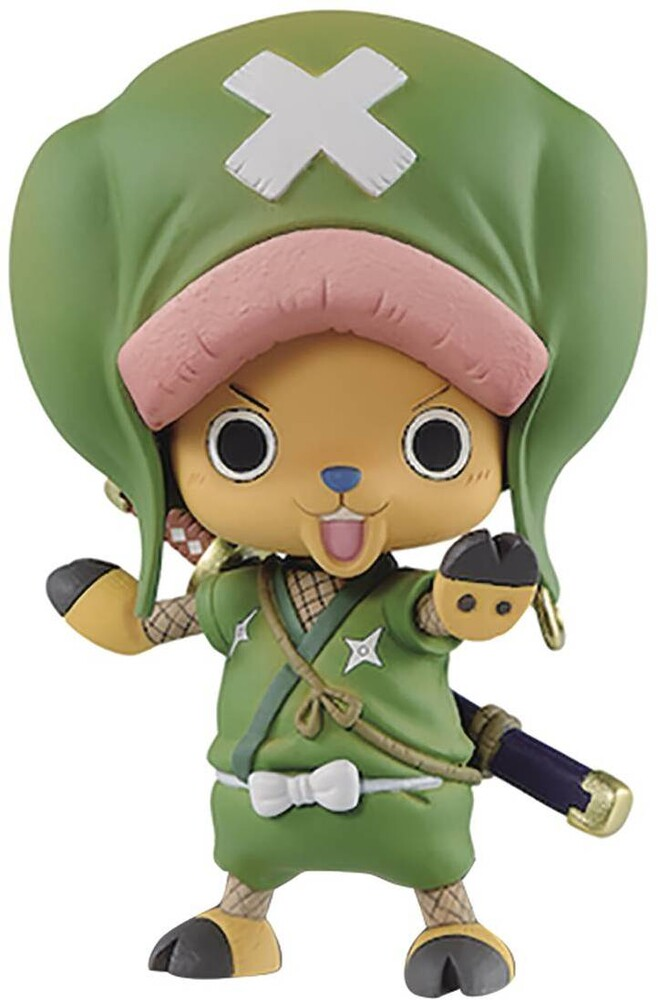 Banpresto - BanPresto One Piece The Grandline Men Wanokuni vol.7 Tony Tony Chopper DXF Figure