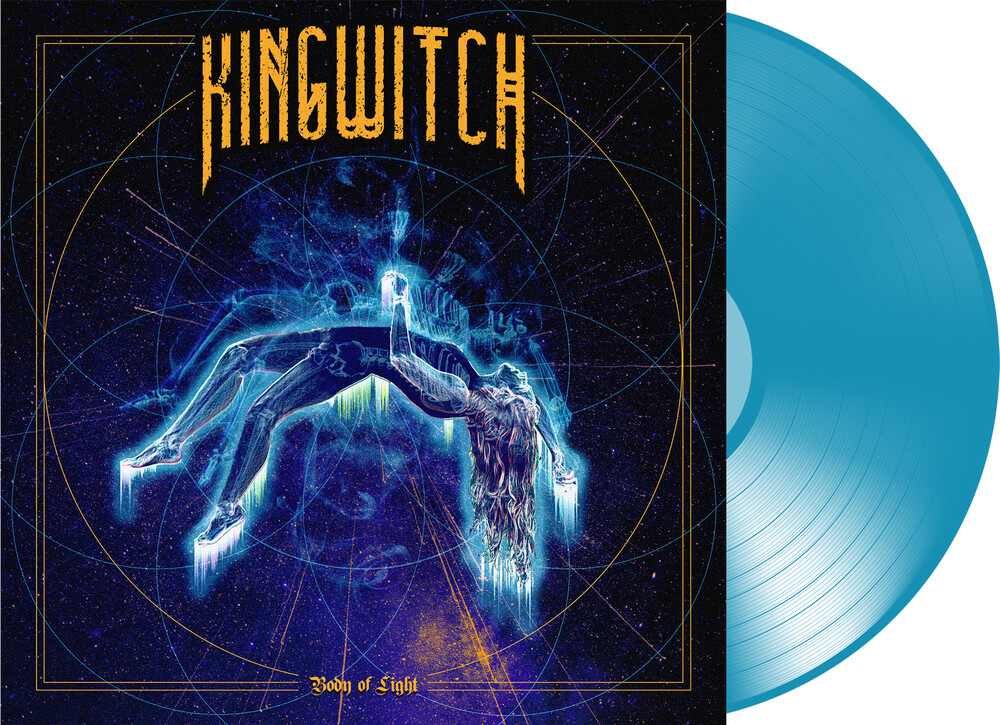 King Witch - Body Of Light (Transparent Blue) (Blue) (Ltd)