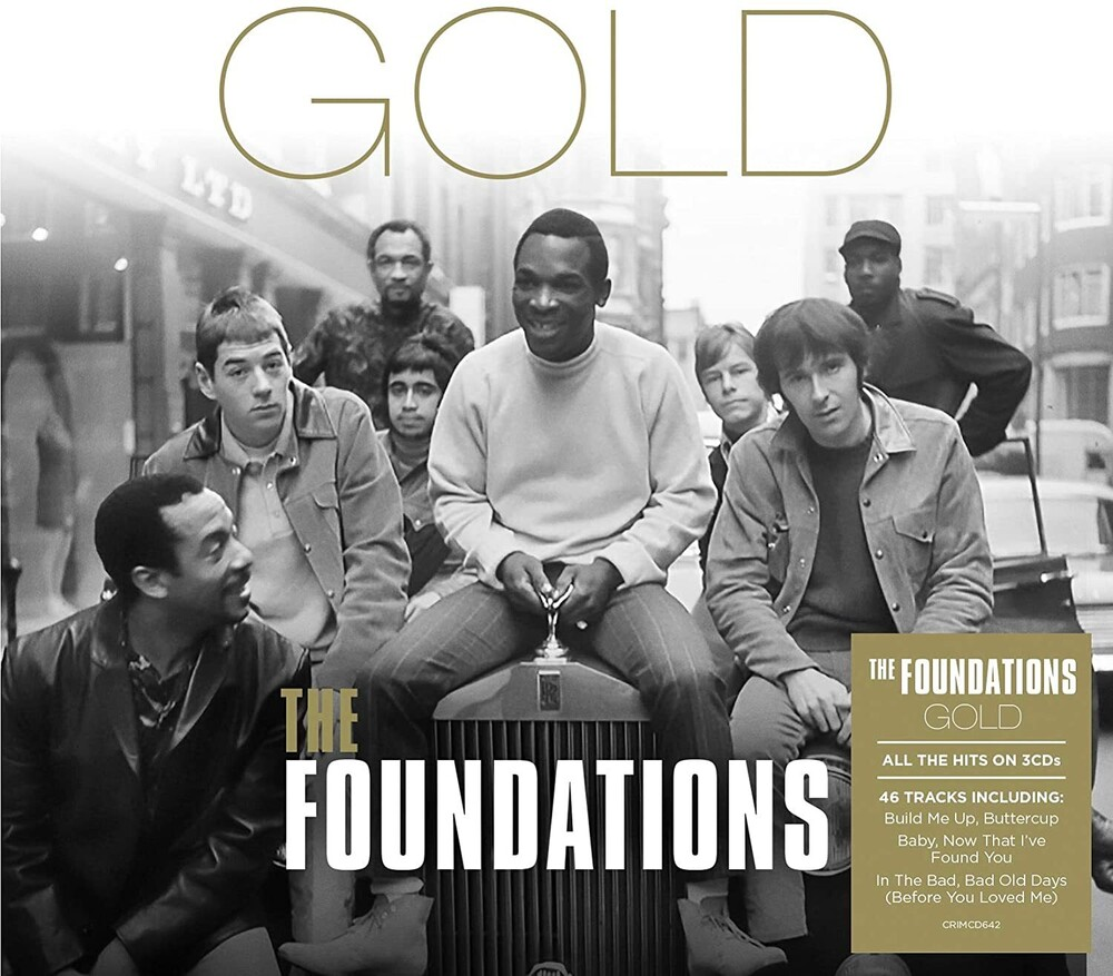 Foundations - Gold (Uk)