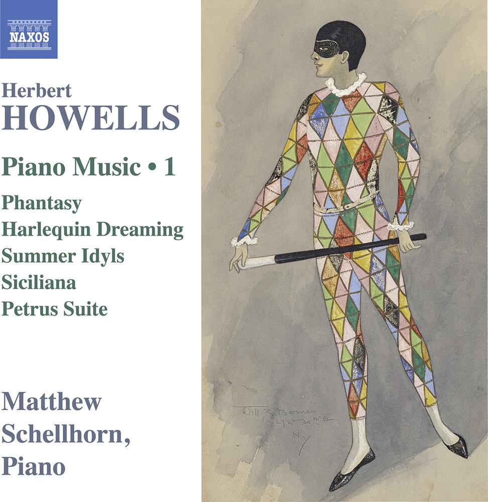 Matthew Schellhorn - Piano Music 1