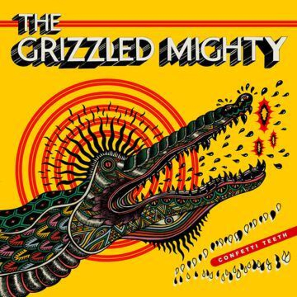 Grizzled Mighty - Confetti Teeth (Uk)