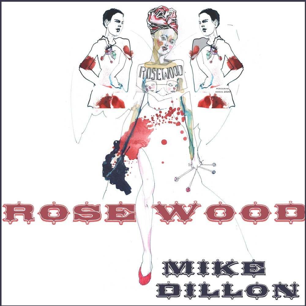 Mike Dillon - Rosewood