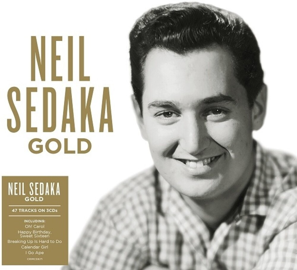 Neil Sedaka - Gold (Uk)