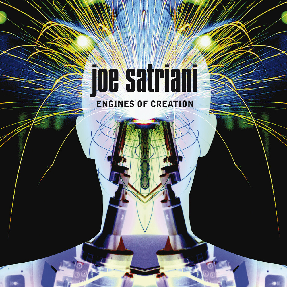 Joe Satriani - Engines Of Creation (Hol)