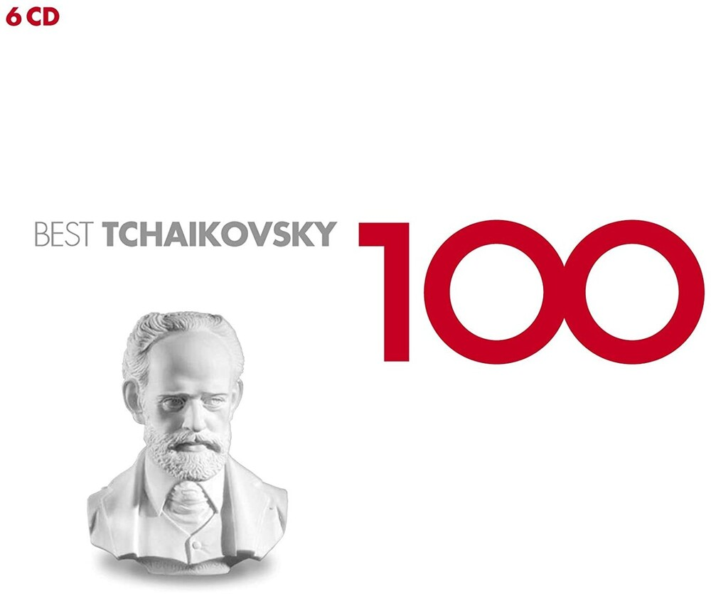 100 Best Tchaikovsky - 100 Best Tchaikovsky (Box)