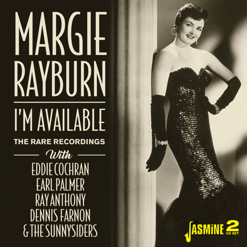 Margie Rayburn - I'm Available: The Rare Recordings (Uk)