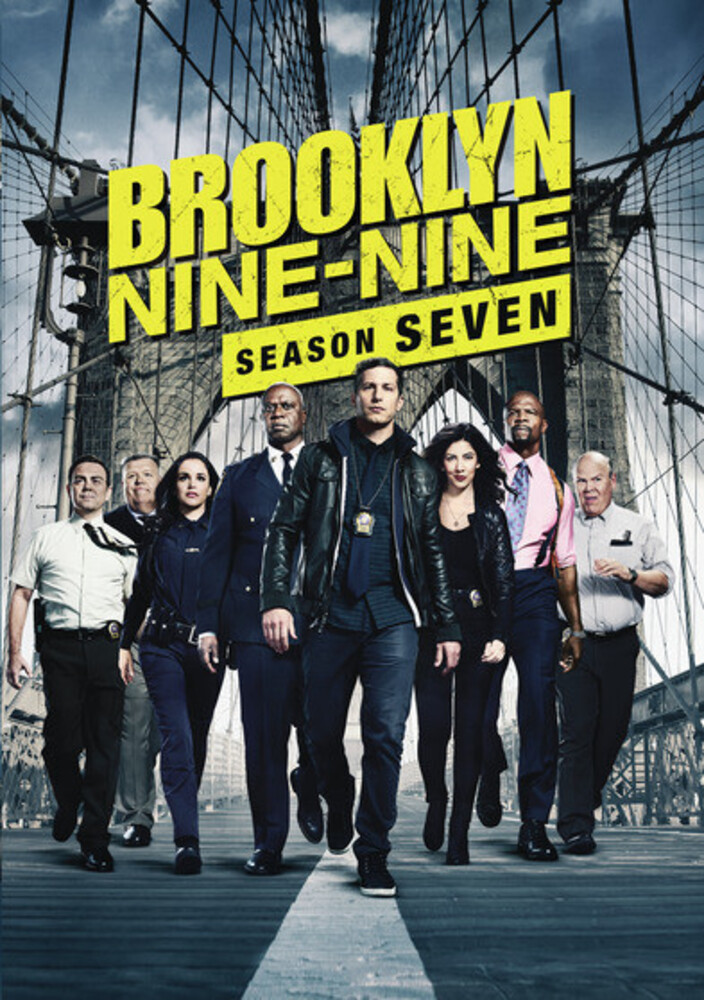 Brooklyn Nine-Nine: Season 7 - Brooklyn Nine-Nine: Season 7 (2pc) / (Mod 2pk Ac3)