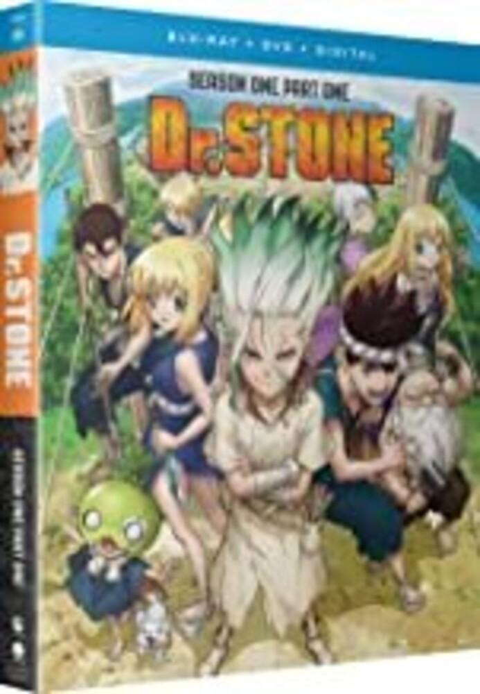 Dr Stone: Season One - Part One - Dr Stone: Season One - Part One (4pc) / (Box Sub)