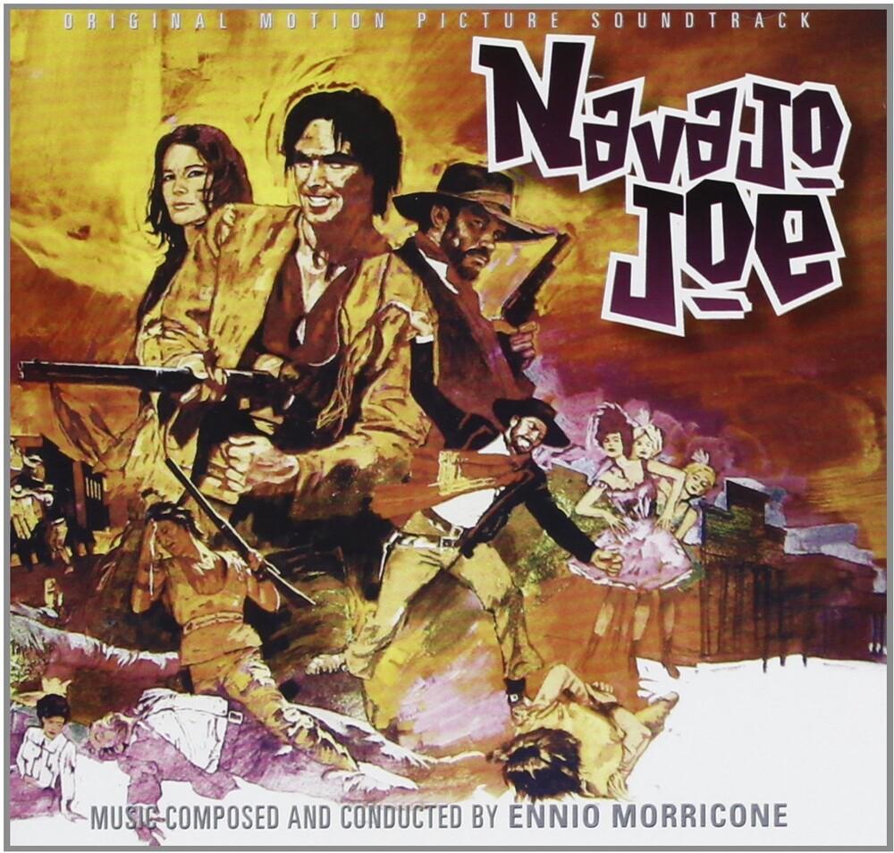 Ennio Morricone Ita - Navajo Joe / O.S.T. (Ita)