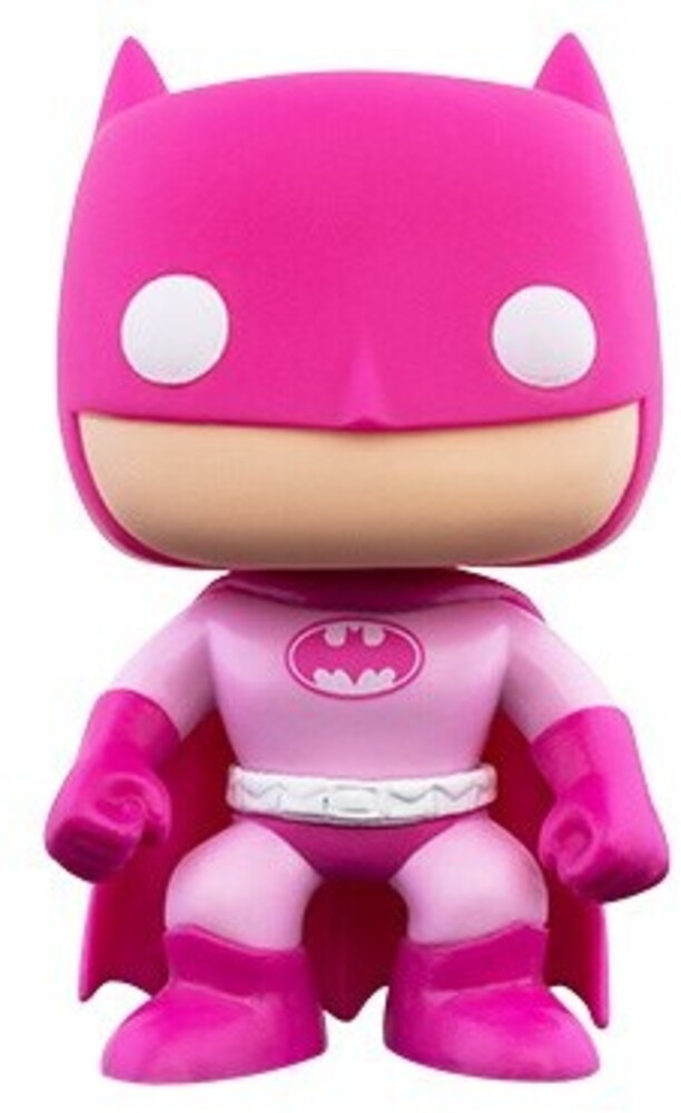 - FUNKO POP! HEROES: Breast Cancer Awareness - Batman