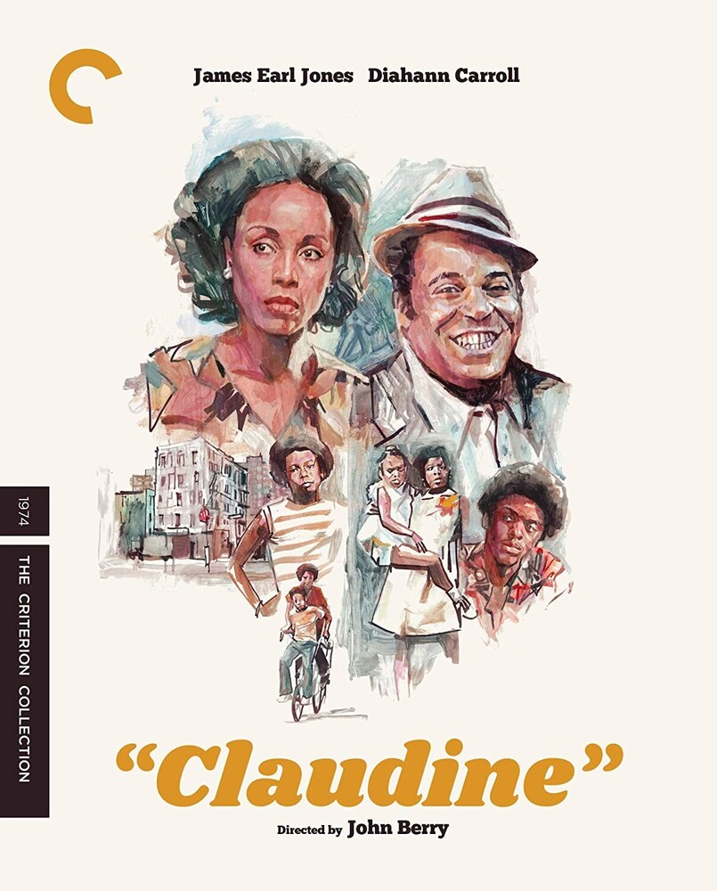 - Criterion Collection: Claudine / (4k Rstr Spec Ws)