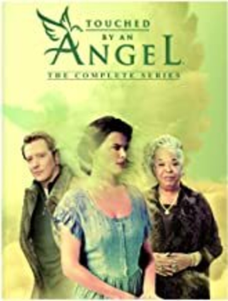 Touched by an Angel: Complete Series - Touched By An Angel: Complete Series (59pc) / (Ws)