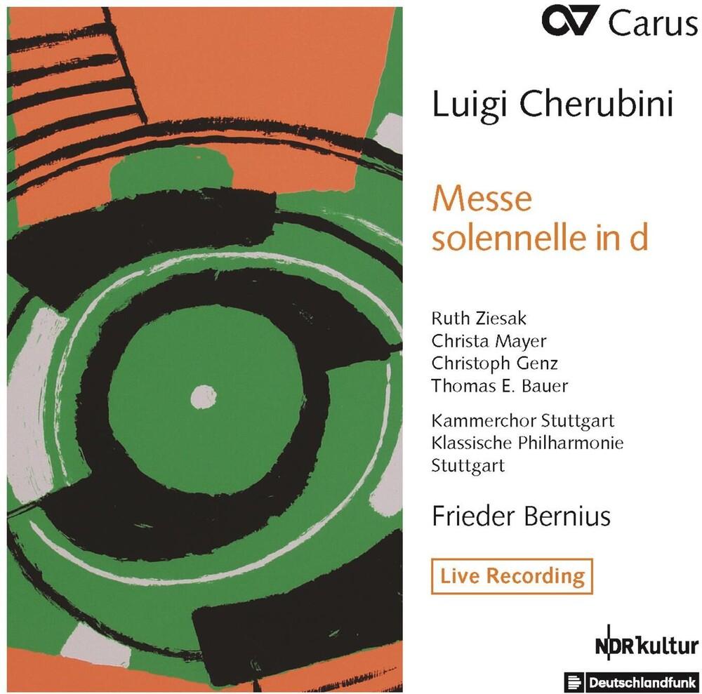 N Burgmuller - Messe Solennelle In D