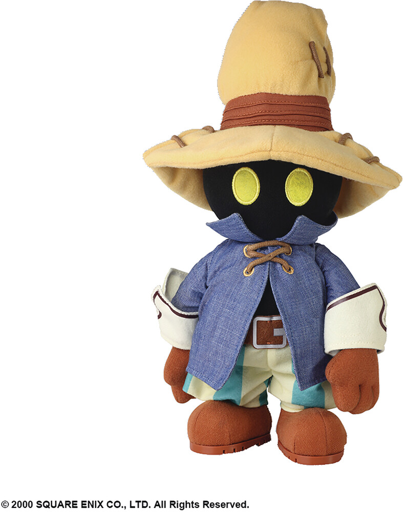 Square Enix - Square Enix - Final Fantasy IX - Action Doll Vivi Ornitier
