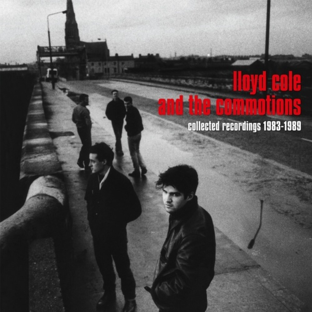 Lloyd Cole & Commotions - Collected Recordings 1983-1989 (Box)