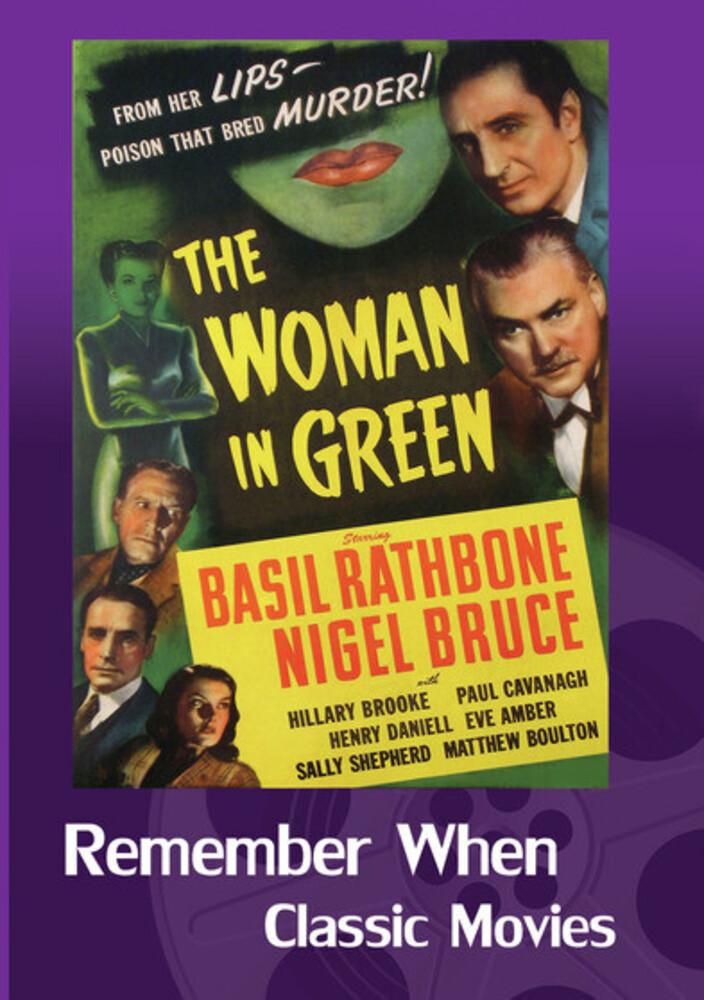 Sherlock Holmes: Woman in Green - Sherlock Holmes: The Woman In Green