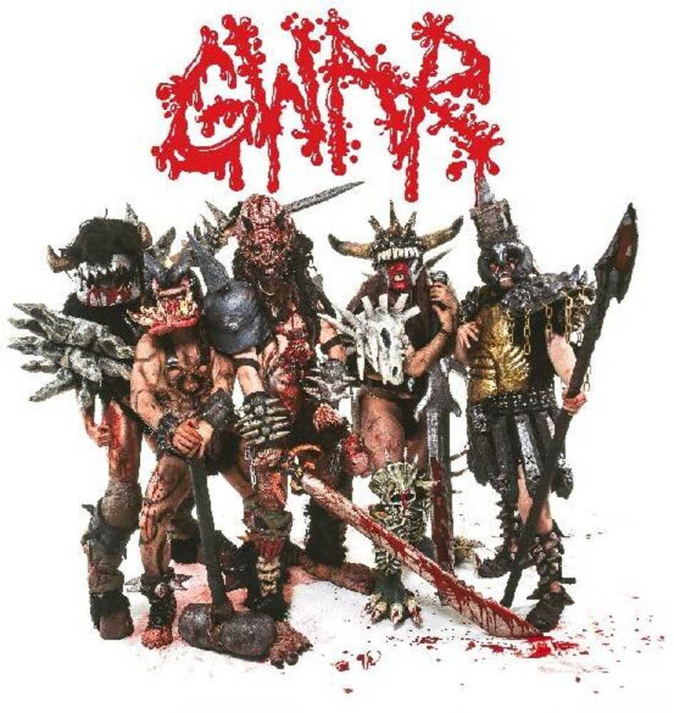 GWAR - Scumdogs Of The Universe: 30th Anniversary [Red Marble 2LP]