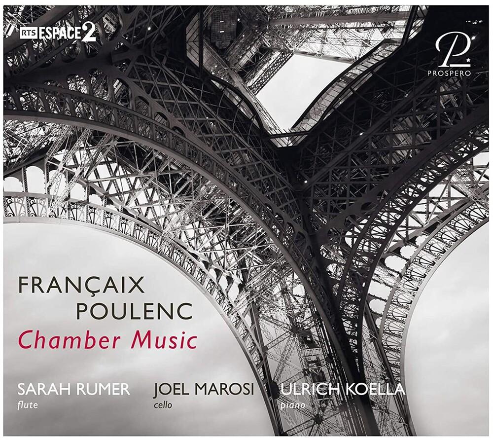 Francaix / Rumer / Koella - Chamber Music