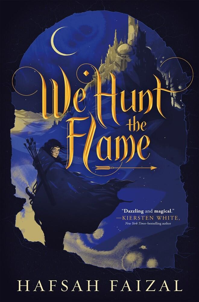 Faizal, Hafsah - We Hunt The Flame