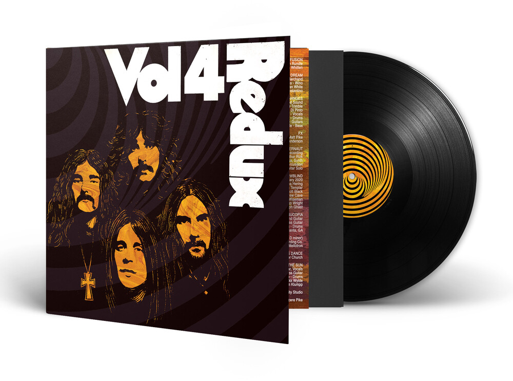 Volume 4 Redux / Various Black Vinyl - Volume 4 (Redux) / Various (Black Vinyl)