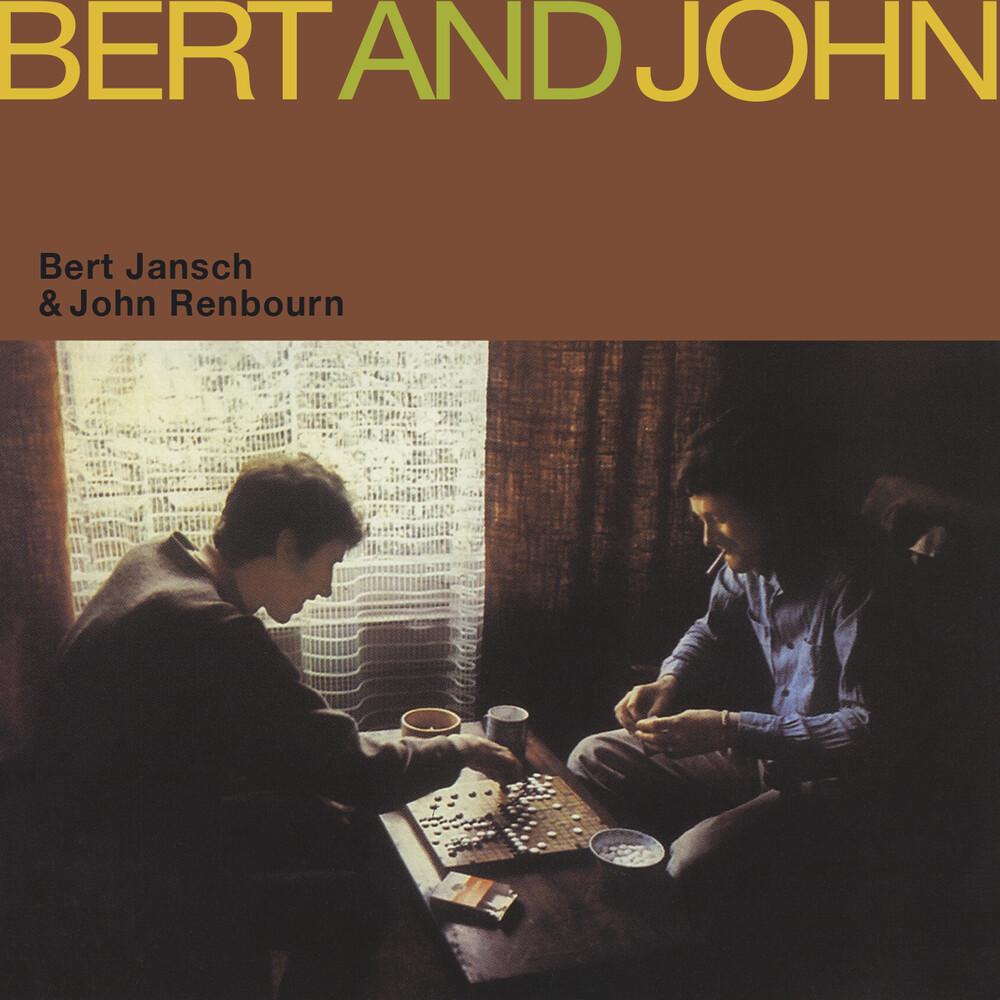 Bert Jansch / Renbourn,John - Bert & John (Hol)