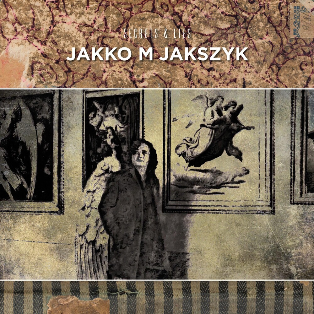 Jakko Jakszyk M - Secrets & Lies (W/Cd) (Gate) (Ger)