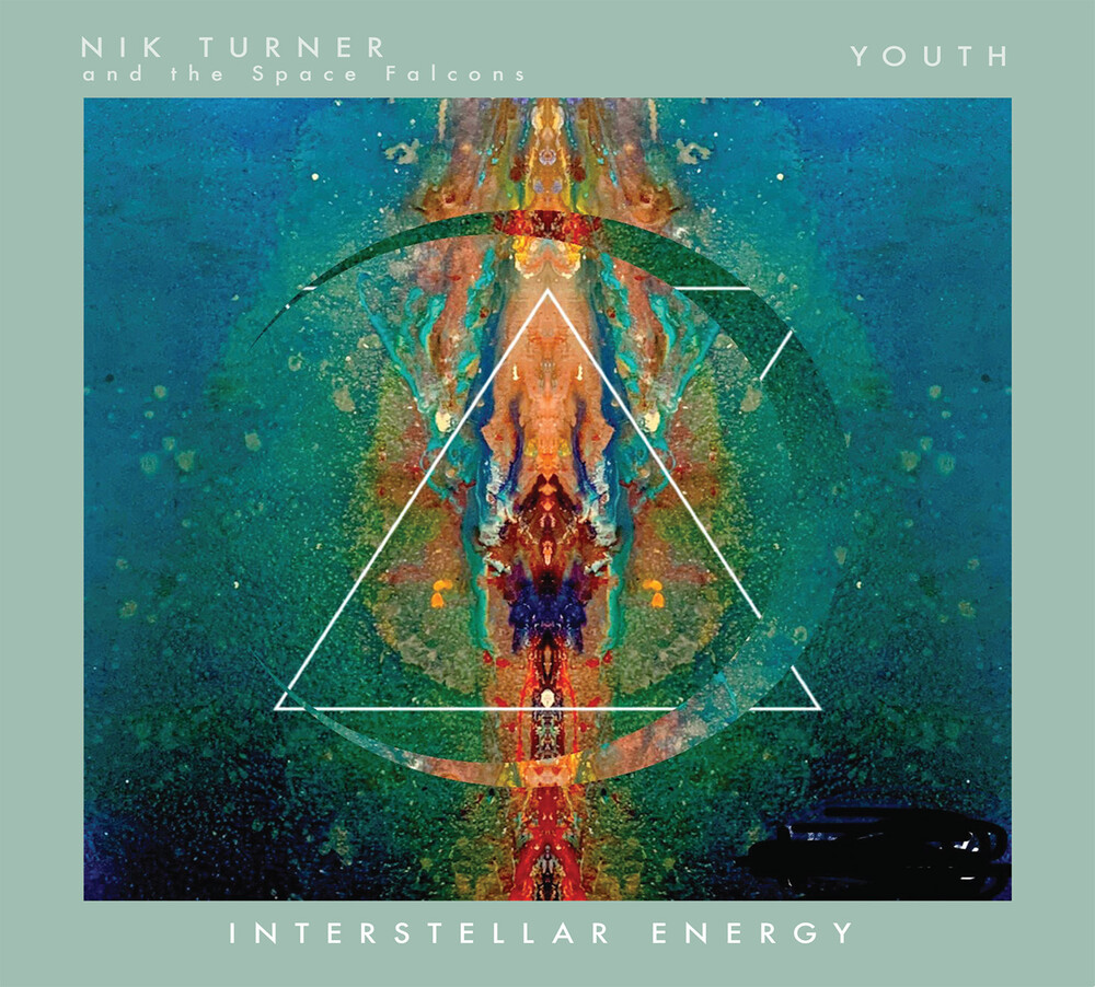Nik Turner / Youth - Interstellar Energy