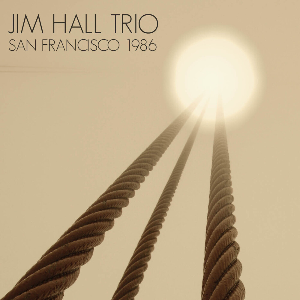 Jim Hall Trio - San Francisco 1986 (Aus)