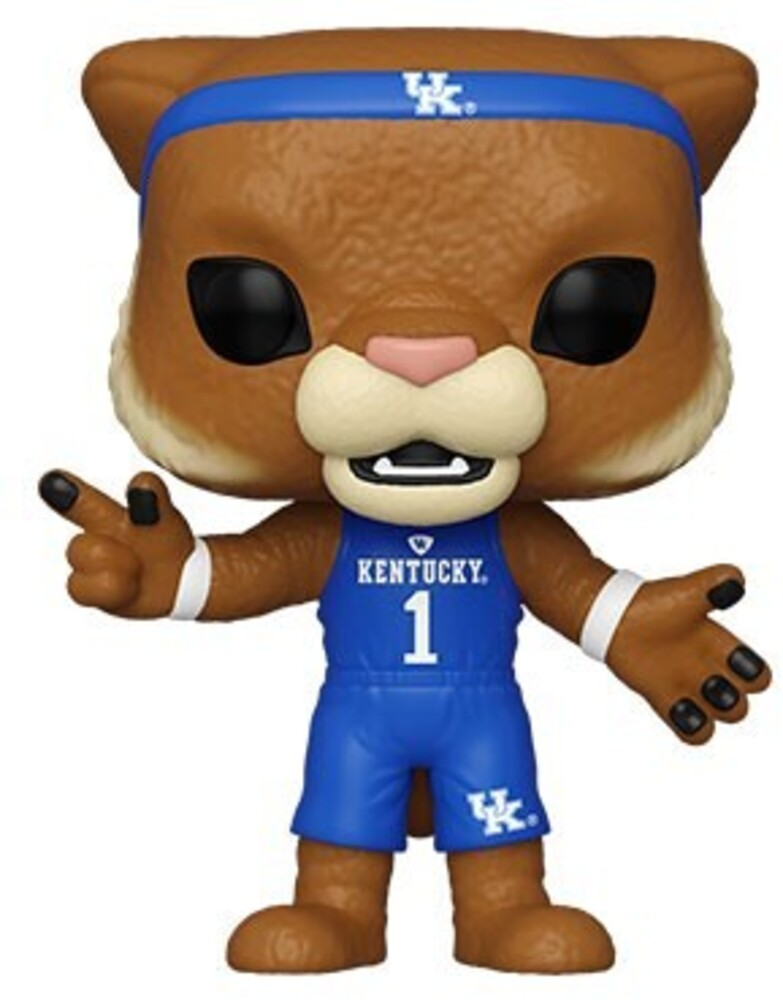 Funko Pop! Mascots: - FUNKO POP! MASCOTS: University of Kentucky- WILDCAT