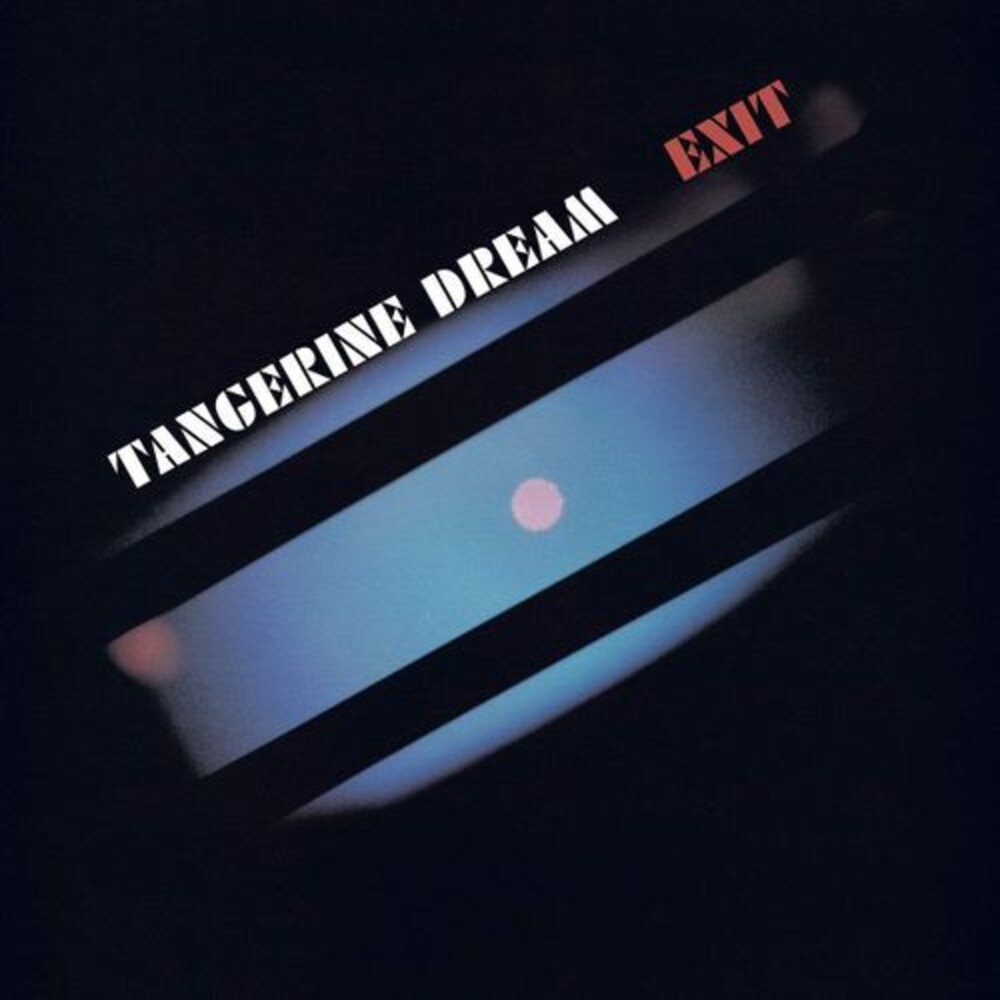 Tangerine Dream - Exit (Uk)