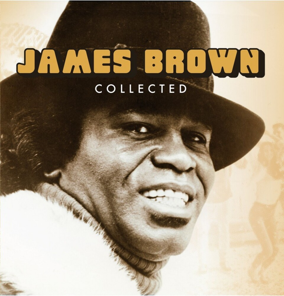 James Brown - Collected (Blk) (Hol)