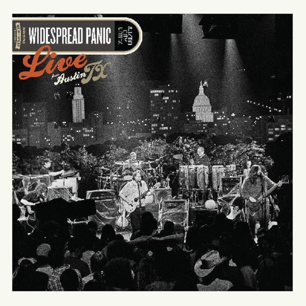 Widespread Panic - Live From Austin, TX: 20th Anniversary [Limited Edition Jack O'Lantern Splattered LP]