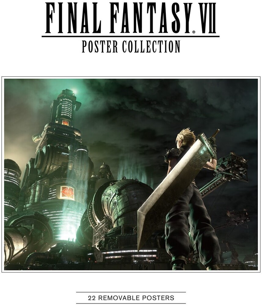 Final Fantasy VII - Final Fantasy VII Poster Collection