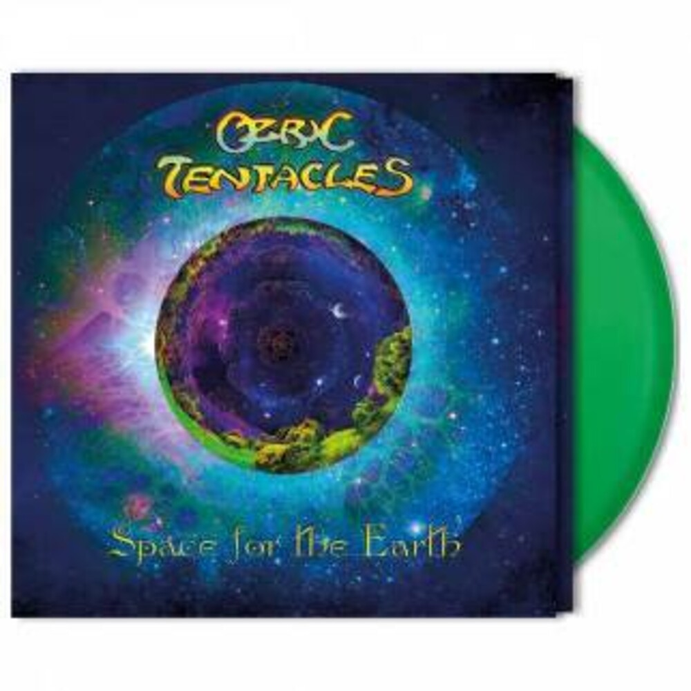 Ozric Tentacles - Space For The Earth (Grn) (Ogv) (Uk)